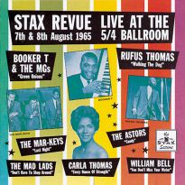 Stax Revue Live At The 5/4 Ballroom