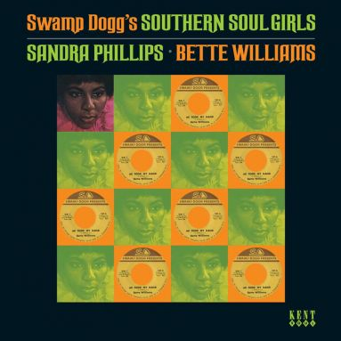 Swamp Dogg's Southern Soul Girls: Sandra Phillips & Bette Williams