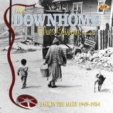 The Downhome Blues Sessions: Back In The Alley 1949-1954 (MP3)