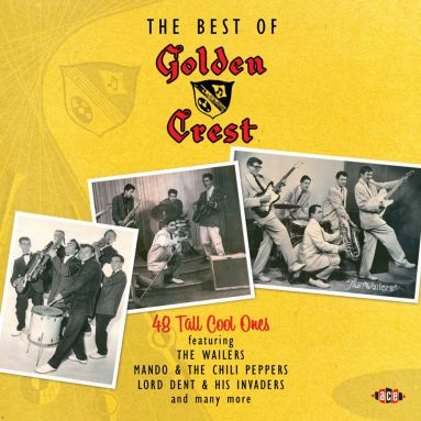 The Best Of Golden Crest