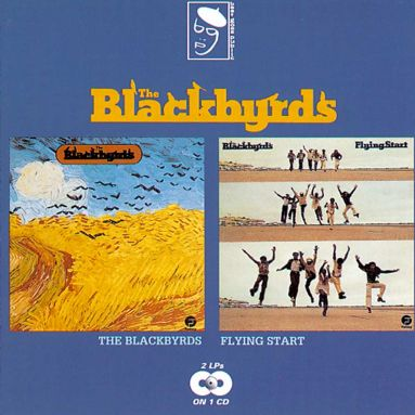The Blackbyrds/Flying Start