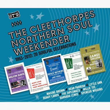 The Cleethorpes Northern Soul Weekender 1993-2012 20 Soulful Celebrations
