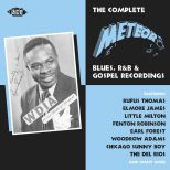 The Complete Meteor Blues, R&B And Gospel Recordings