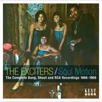 Soul Motion: The Complete Bang, Shout & RCA Recordings 1966-69