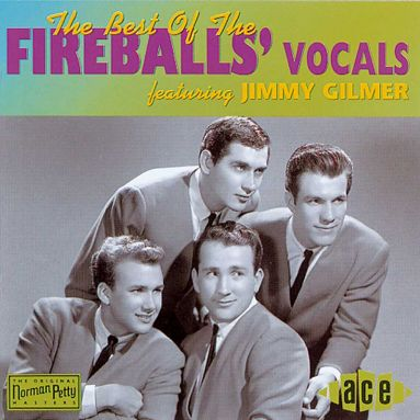 The Best Of The Fireballs' Vocals