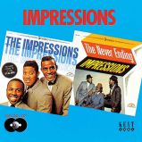 The Impressions/Never Ending Impressions