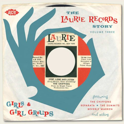 The Laurie Records Story Vol 3: Girls & Girl Groups