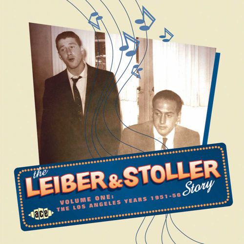 The Leiber & Stoller Story Vol 1: Hard Times The Los Angeles Years 1951-56