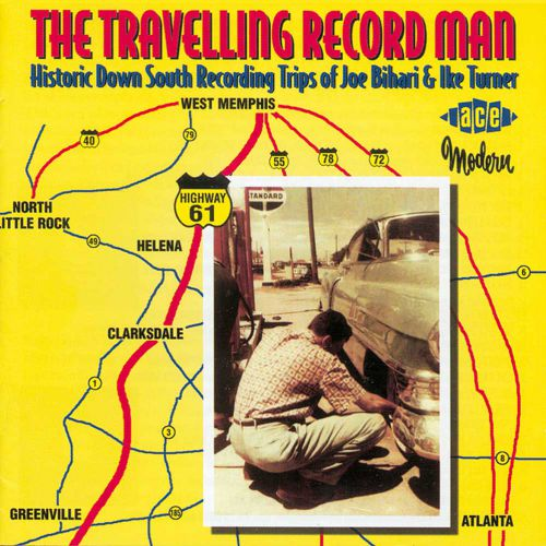 The Travelling Record Man