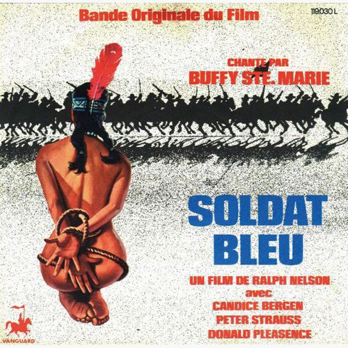 Soldat Bleu soundtrack