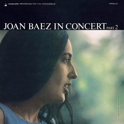 Joan Baez In Concert Part 2
