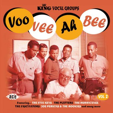 Voo Vee Ah Bee: King Vocal Groups Vol 2