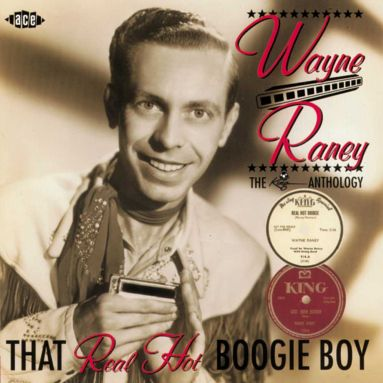 That Real Hot Boogie Boy: The King Anthology