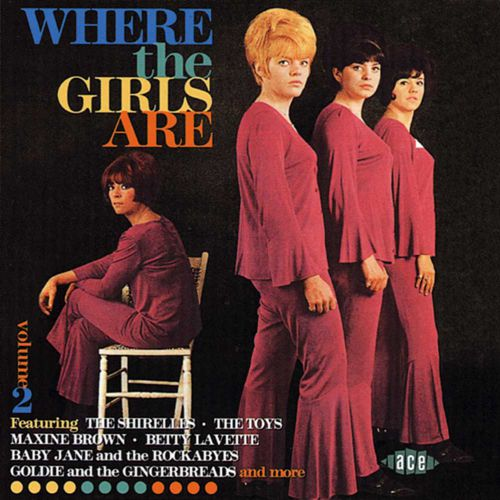 Where The Girls Are Vol 2