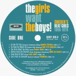 The Girls Want The Boys! Sweden's Beat Girls 1966-1970 side 1