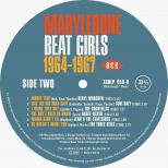 Marylebone Beat Girls  LP Label