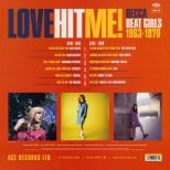Love Hit Me! Decca Beat Girls 1963-1970 back cover
