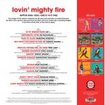 Lovin' Mighty Fire - Nippon Funk * Soul * Disco 1973-1983 back cover