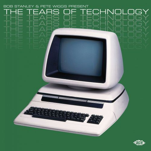 """Tears Of Technology"" LP Front"