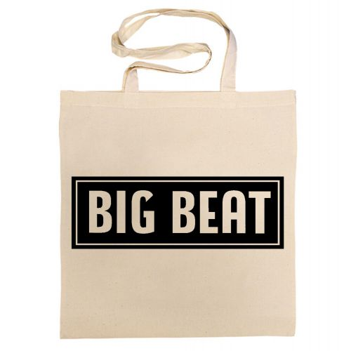Big Beat 'Decca' Label Cotton Bag