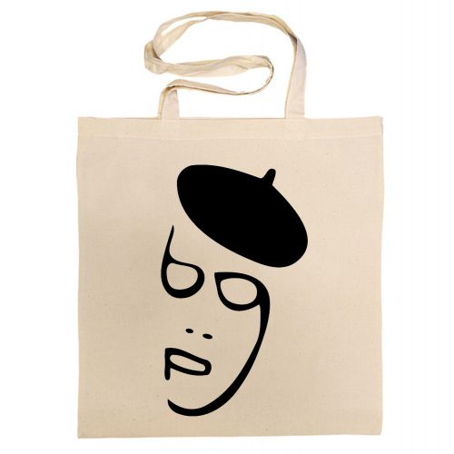 BGP Original Logo 'Beret' Cotton Bag