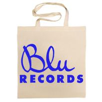 Blu Records Cotton Bag