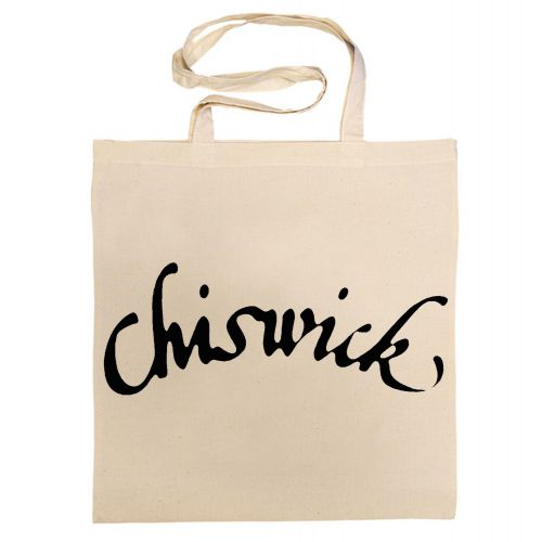 Chiswick Records Cotton Bag