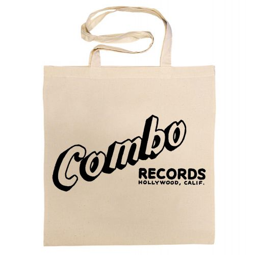 Combo Records Cotton Bag