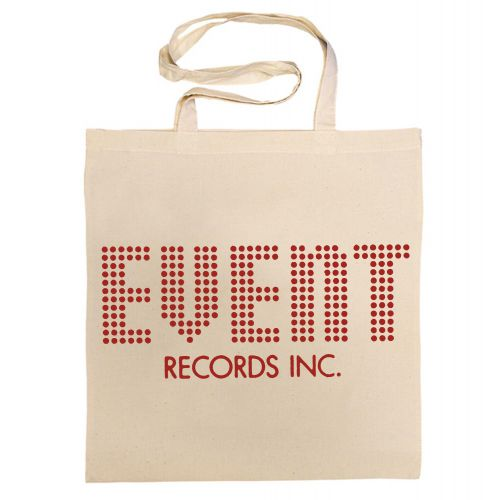 Event Records Cotton Bag