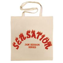 Sensation Records Cotton Bag