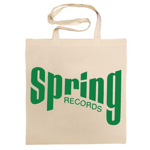 Spring Records '60s' Cotton Bag