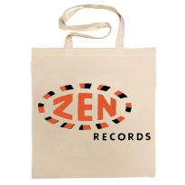 Zen Records Cotton Bag