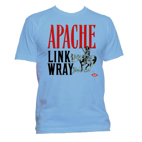 Apache T Shirt Carolina Blue [109]