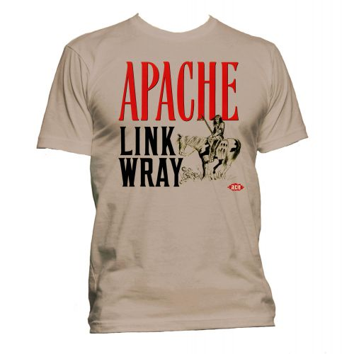 Apache T Shirt Tan [91]