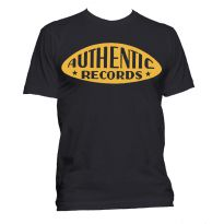 Authentic Records T Shirt