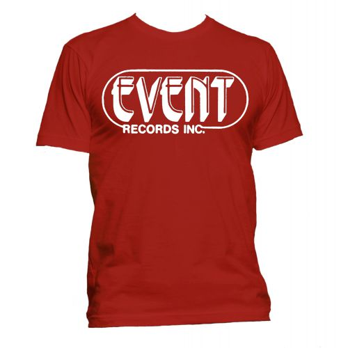 Event Records Inc. T Shirt Red [40]