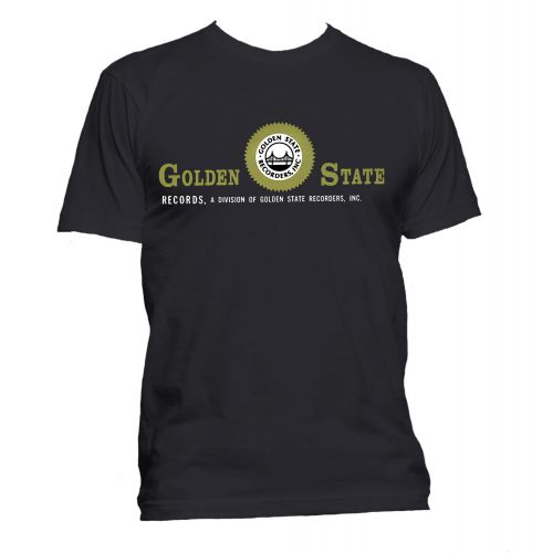 Golden State Records T Shirt