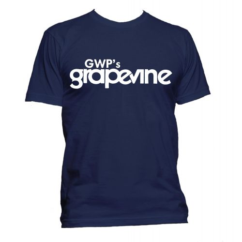 GWP's Grapevine T Shirt Navy [32]