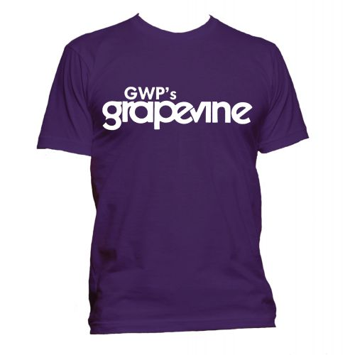 GWP's Grapevine T Shirt Purple [81]