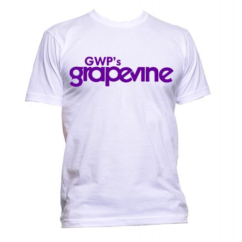 GWP's Grapevine T Shirt White [30]