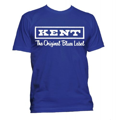 Kent The Original Blues Label T Shirt Royal Blue [51]