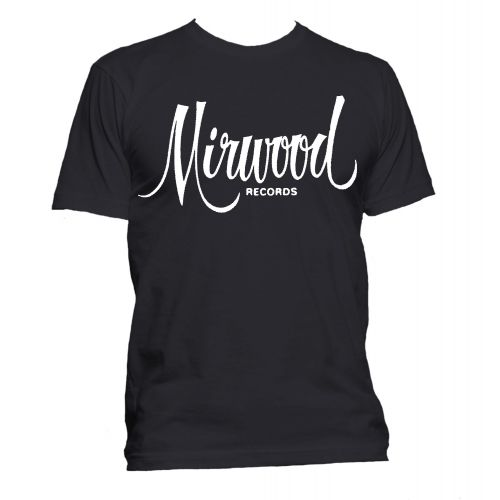 Mirwood Logo T Shirt Black [36]