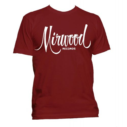 Mirwood Logo T Shirt Cardinal Red [11]