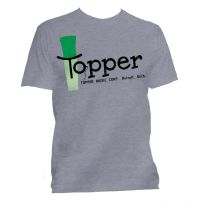 Topper Music Corp T Shirt