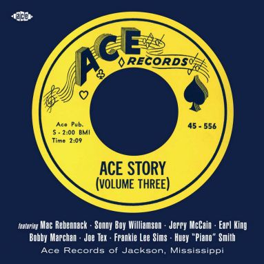 The Ace Story Volume 3