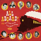 All Aboard! Train Tracks Calling At All Musical Stations