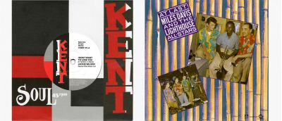 Kent 45 and Contemporary LP