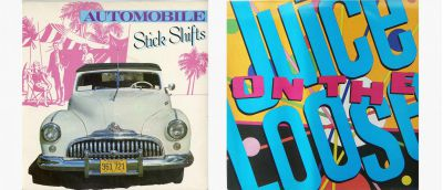 Automobile Stick Shift and Juice On The Loose LPs