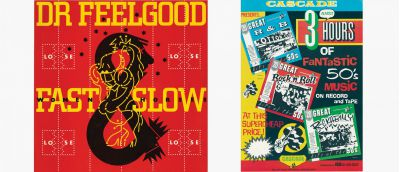 Dr Feelgood 'Fast & Slow' and Cascade advert