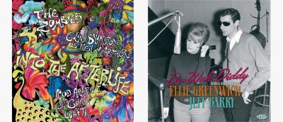 The Zombies and Greenwich/ Barry CD Sleeves